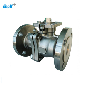 4 Inch Stainless Steel Floating Ball Valve