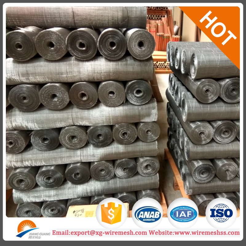 stainless still dutch weave wire mesh xiangguang manufacture