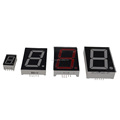 One 1 digit large 7 segment led display 2.3 inch Red led 7 segment display for large led display digital thermometer