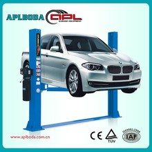 Hydraulic Motor 2 Column Used Car Lifts for Sale