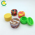 food grade silicone pill medical case Customized shaped cute logo printing silicone essential oil box travel pill case