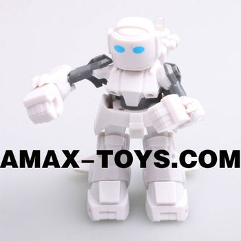 rm-0609981 rc battle robot New arrival multifunctional infrared mini remote control battle robot with light and sound