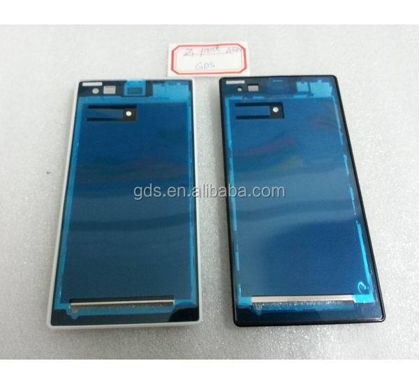 Front Frame Bezel Adhesive Sticker For Sony Z1 L39 L39H
