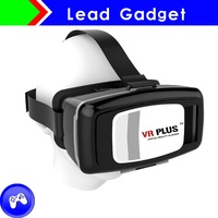 VR BOX 3D Glasses Colorful light up cell phone case for iphone5/iphone6s/iphone6s plus virtual 3d vr glasses
