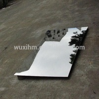 201,304 and 430 stainless steel sheet with 2B, BA surface