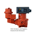 FMC Fuel Flow Meter 50mm 2'' ( 3inch 2inch fuel flow meter )