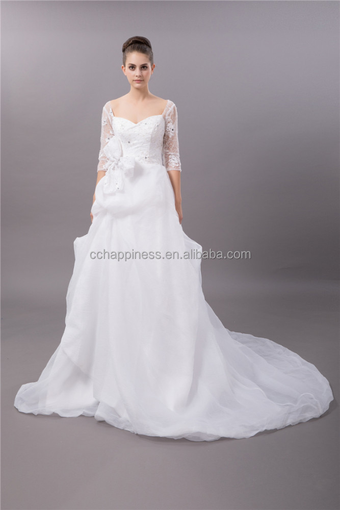 robe de mariage traditional design of wedding dress