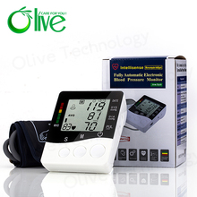 Digital OLED Blood Pressure Monitor with Pulse Oximeter