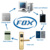 FOX Luxury hotel door card lock with free management software