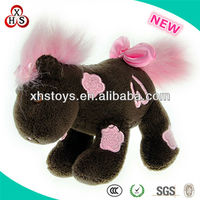 2014 China Animal Plush Toy Top 10 Factory Price Promotion Mini Plush Donkey