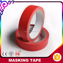 Heat-Resistant Cheap White Color Paint No Residue Custom Color Colorful Masking Tape