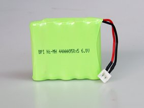 Economical AA rechargeable nimh battery pack for solar light