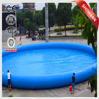 Amazing Water Park Sport Large Inflatable Swimming Pool