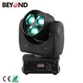 3pcs x 15w mini bee eye moving head wash light