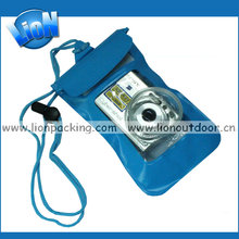 Multi-purpose Underwater Waterproof Pouch Bag Case For Camera