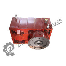 China high quality low noise zlyj146 gearbox for blow molding machine