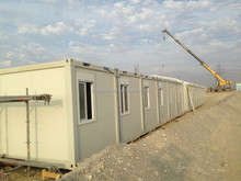 modified sea container living container house/ prefabricated houses container