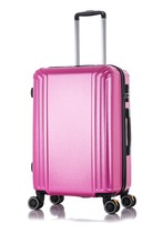 High quality cool led suitcases for teenagers