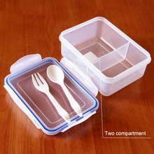 BPA Free Leak-Proof food container thailand with fork and spoon