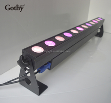 GT501-12 Gothylight Powercon Pixel RGBW Led Bar DMX