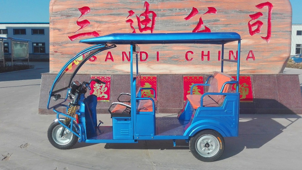 electric tricycle passenger