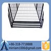dog use cheap easily assembled customizable and comfortable wrought iron fence dog cages kennels