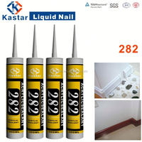 water clean up concrete acrylic glues