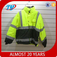 unisex windbreaker windproof safety jacket