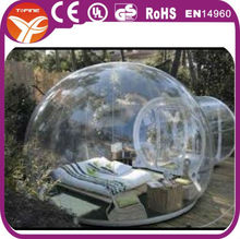 cheap inflatable clear bubble tent