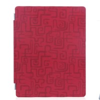 2014 protective leather cover for ipad 4 tablet case