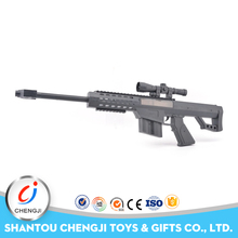 Wholesale newest outdoor toy crazy plastci real guns for kids for sale