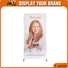 Pvc Moving Standing Scrolling Roll Up Horizontal Banner Stand