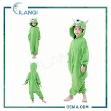 ALQ-C001 Home wear family night wear kids animal costume pajama