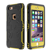 Full Multifunctional Unbreak Shockproof Waterproof case for iPhone 6PLus /6S Plus with Screws