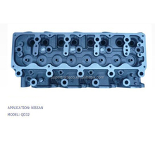 CYLINDER HEAD SERIES USED FOR NISSAN MODEL QD32