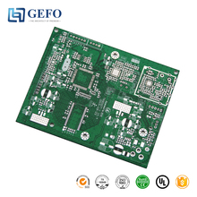 Immersion Gold/Silver HASL Lead Free OSP 94V0 RoHS Multilayer PCB Power Amplifier