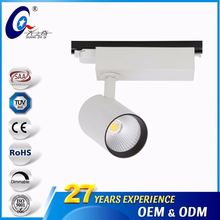 3 Years Warranty 1600Lm 20W 30W Trimless Led Track Spot Light