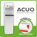 UO-632AW Floor Standing Micro Computer POU Water Dispenser