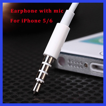 high quality fashion mobile sport earphone & headphone , in ear earphone for iPhone