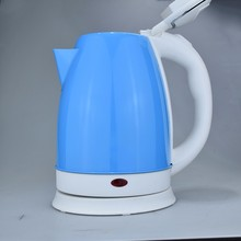 1850-2200w electric rapid boiling plastic and ss water kettle