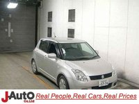 2005 Suzuki Swift ZC11S Japanese Used Car