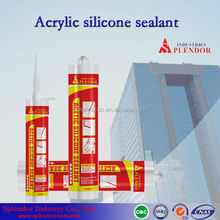 acetic cure silicone sealant/ silicone sealant low price/ silicone sealant caulking tube
