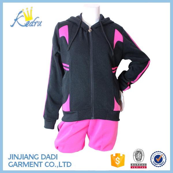 Women Sport Jogging Set