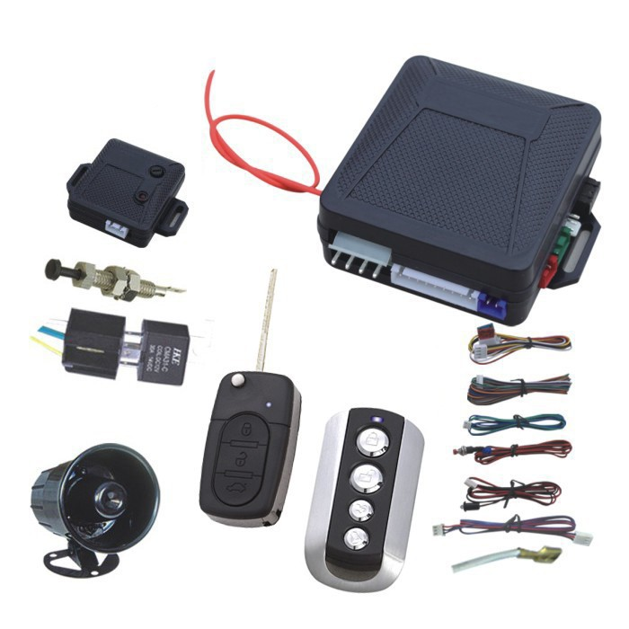 New hot sale car alarm system for south american