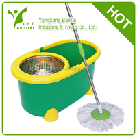 2014 new 360 spin mop as seen on tv in alibaba china factory(BLL-020)