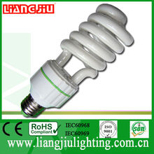 5W to 70W half spiral energy saving product