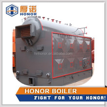 Peanut Shell Fuel Fired 3 Ton Steam Boiler