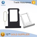Wholesale Spare Part for iPad Mini Metal Nano Sim Card Holder Tray with Eject Pin Black