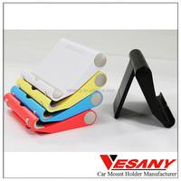 High Quality Mobile Phone Holder For Car With Metal Mobile Phone Tablet Stand