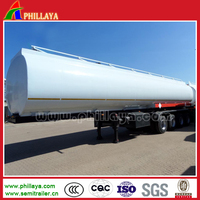 crude oil tank trailer, widely used trailers